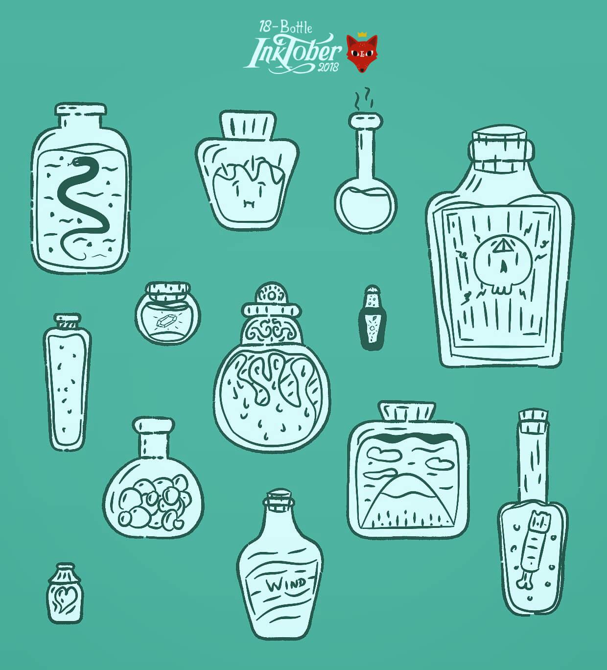 18-Bottle